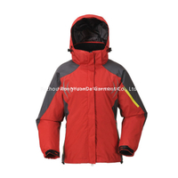 BF-JK-033PP polyester pongee 3 in 1 jacket