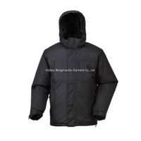 BF-JK-018PS Mens Micro fiber ski jacket