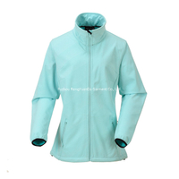 BF-JK-021SF 300gsm Softshell Women Jacket