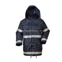 BF-C-002P 170T Polyester/PVC Parka