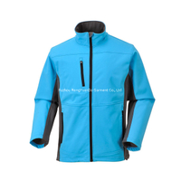 BF-JK-020SF 300gsm Softshell Men Jacket