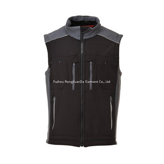BF-V-001SF Softshell Work Vest