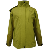 BF-PJ-003 Womens Waterproof Winter Padded Jacket