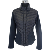 BF-PJ-014 Womens Padded Softshell Jacket