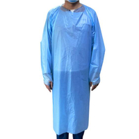 Hot Selling Disposable EVA Apron Protective Clothing